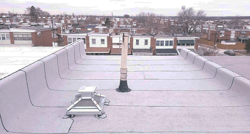 Best Commercial Roof Baltimore MD