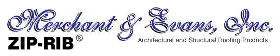 Merchant & Evans logo