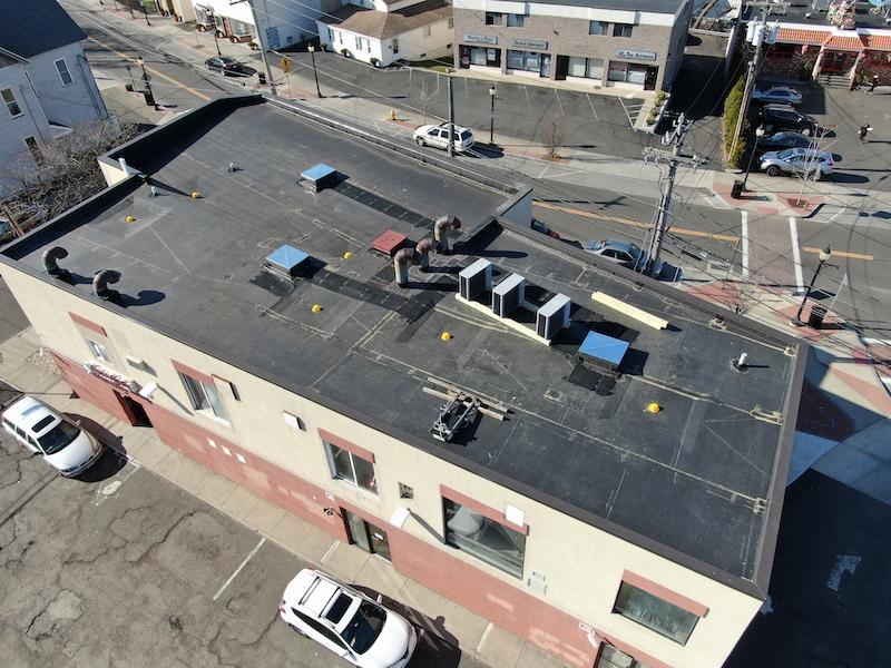 Norwalk, CT EPDM Roof