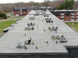 East Hartford, CT EPDM Roof