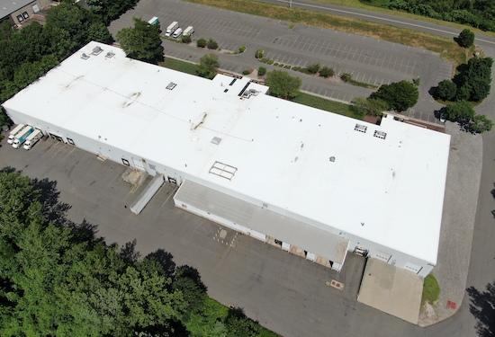 Naugatuck CT TPO Roof
